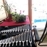 Tuning Fork Session space a